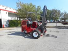 2000 MOFFETT M5000 Forklifts