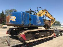 JCB JS220 LC Excavators