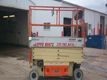 2013 JLG 2630ES Scissor lifts