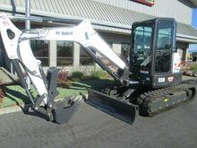 2016 Bobcat E50 T4 Excavators