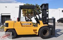 2008 CATERPILLAR DP50K Forklift