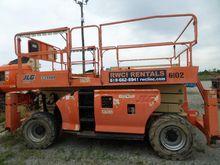 2007 JLG 3394RT Scissor lifts