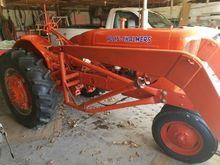 ALLIS-CHALMERS WD45 Tractors