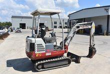 2012 TAKEUCHI TB016 Excavators