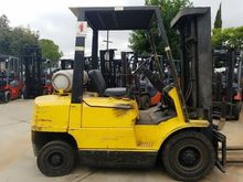 Used 2000 HYSTER H50