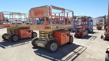JLG 260MRT Scissor lifts