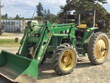 1997 JOHN DEERE 6300 Tractors