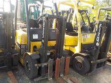 2009 YALE GLC040VX Forklifts