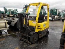 Used 2008 HYSTER H30