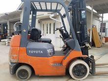 2003 TOYOTA 7FGCU25 Forklifts