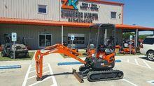 2016 Kubota U17 Excavators