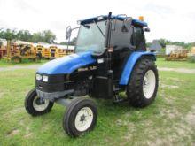 2001 NEW HOLLAND TL80 Tractors