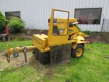 2008 VERMEER SC602 Stump cutter