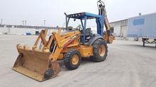 2002 CASE 590SM Backhoe loader