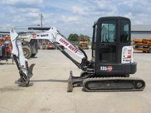 2015 BOBCAT E35 Excavators