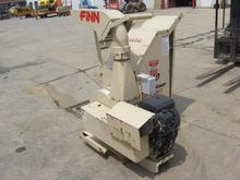 2014 FINN B40 Hydroseeder
