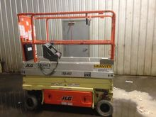 2014 JLG 1930ES Scissor lifts