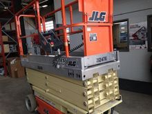 2014 JLG 2630ES Scissor lifts