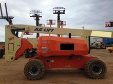 2014 JLG 800AJ Articulated boom