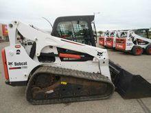 2013 Bobcat T750 Compact track