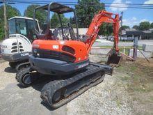 2008 KUBOTA KX161-3 Excavators