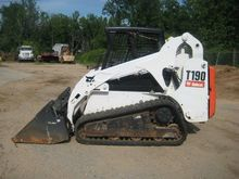 2005 Bobcat T190 Loaders