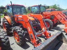 KUBOTA M8540HDC12 Tractors