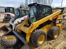 2016 Caterpillar 262D Skid stee