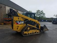 2012 Caterpillar 289D Skid stee