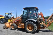 2005 CASE 580SM Backhoe loader