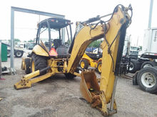 2007 CATERPILLAR 416E Backhoes