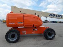 2007 JLG 860SJ Booms