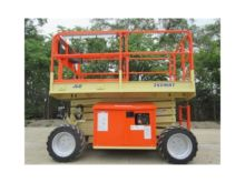 2008 JLG 260MRT Scissor lifts