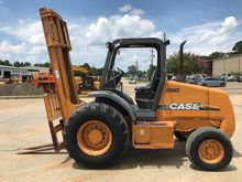 2006 CASE 586G Rough terrain fo