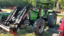 Deutz 6265 Compact tractors