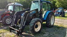 New Holland TL100 Compact tract