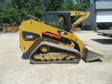 2013 Caterpillar 279C Skid stee