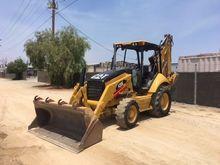 CATERPILLAR 420E Backhoe loader