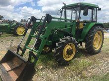 1992 John Deere 5400 Tractors