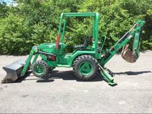 2006 TERRAMITE t5c Backhoe load