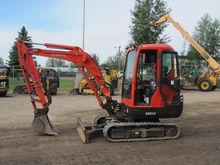 2013 KUBOTA KX91-3 Excavators