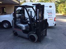 2013 NISSAN C50LP Forklifts