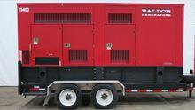 2007 Baldor TS400T Rental Grade