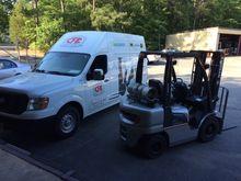 2012 NISSAN PF50LP Forklifts