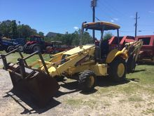 1999 NEW HOLLAND LB 75 Backhoes