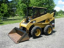 2005 Caterpillar 232B Skid stee