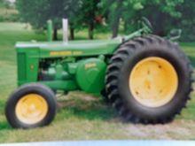 1952 JOHN DEERE R Tractors