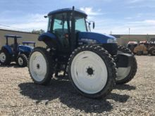 2014 NEW HOLLAND TS6.120 HC Tra