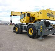 2008 GROVE RT700E Rough terrain