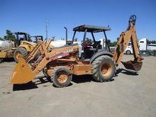2001 CASE 590SM Backhoe loader